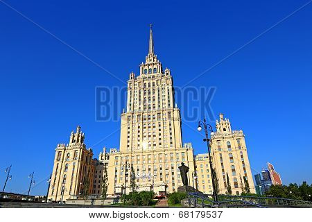 Radisson Ukraine Hotel Building