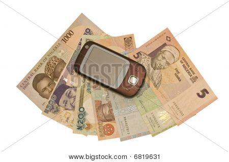 Pcp On Money