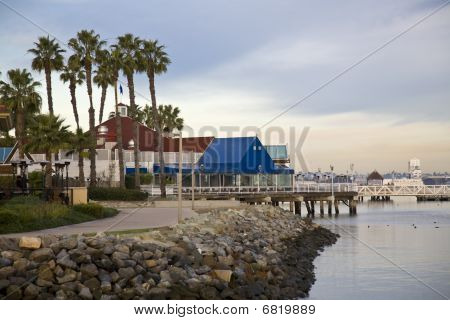 Scenic Walk In Coronado
