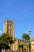 foto of church-of-england  - St James church Chipping Campden The Cotswolds Gloucestershire England UK Western Europe - JPG