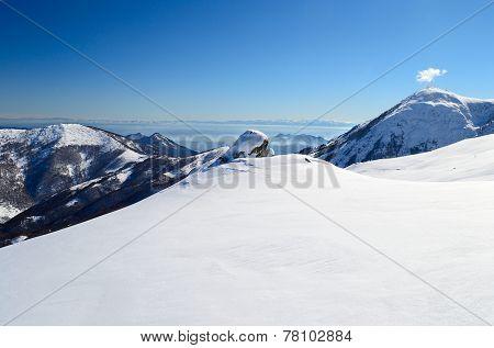 Alpine Arc View