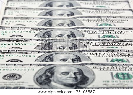 American dollars, a background