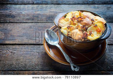 Moussaka Dish