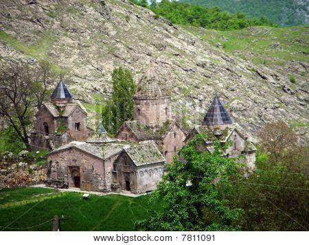 Monastery Goshavank, Armenia