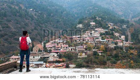 Mountain Village, Cyprus