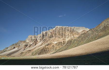 Jagged Rocky Mountains