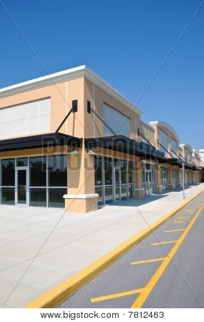 New Shopping Center