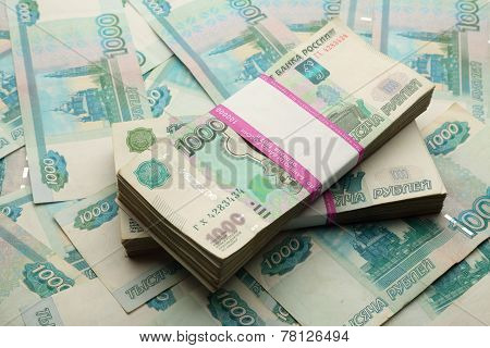 Money As Background