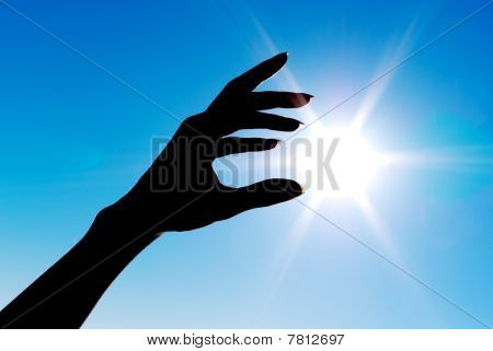 Touch To Sun