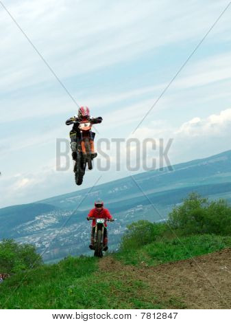 Jump In Motocross