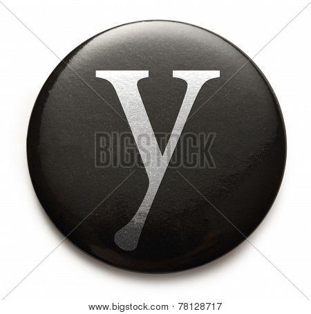 Latin Letter Y