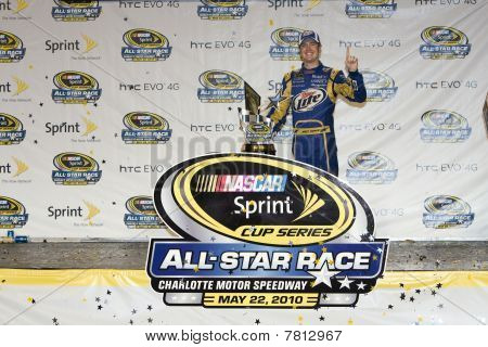 Nascar:  May 22 Nascar Sprint Cup All-star Race