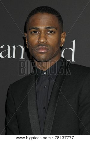 LOS ANGELES - DEC 11:  Big Sean at the Rihanna's First Annual Diamond Ball at the The Vineyard on December 11, 2014 in Beverly Hills, CA