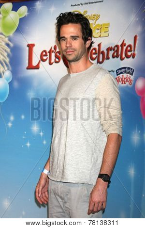 LOS ANGELES - DEC 11:  David Walton at the