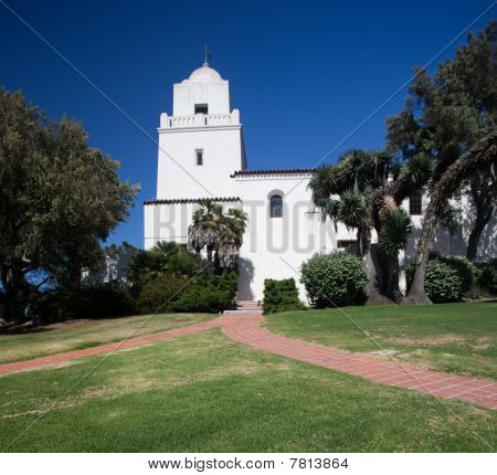 Presidio Park In San Diego