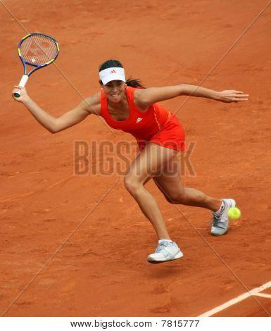 Ana Ivanovic (srb) At Roland Garros 2010