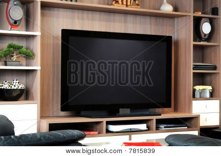 Tv And Lounge