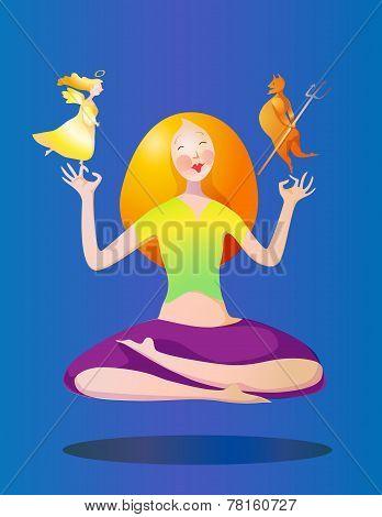 Vector_yoga
