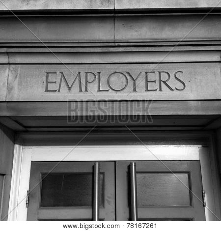 Employers Entrance