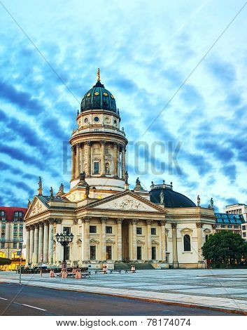 Deutscher Dom (neue Kirche) In Berlin