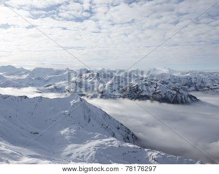 Picturesque Glacier