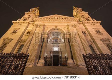 Saint Stephen's Basilica, Budapest, Hungary