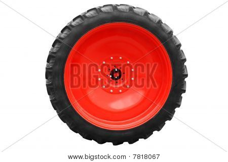 Tractor Big Wheel