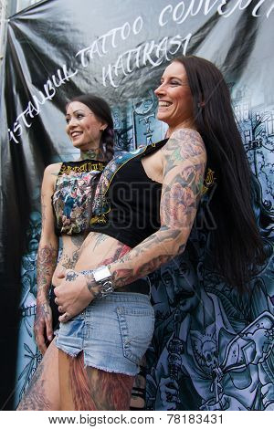 Istanbul Tattoo Convention