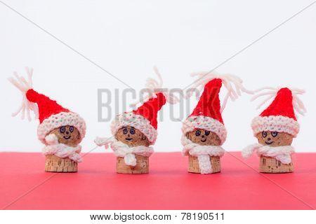 Corks Christmas