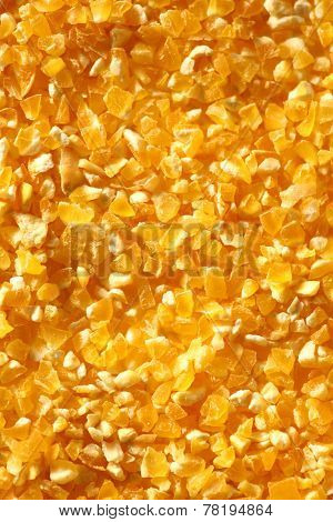 Yellow Splintered Corn