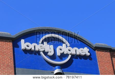 Lonely Planet publisher