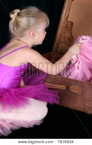 Blond Ballerina