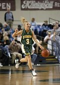 Female Point Guard At State
