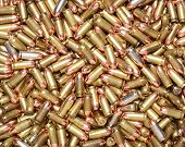 image of ammo  - 45 Auto Cartridges - JPG