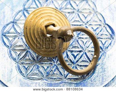 Knocker Ring Of Brass