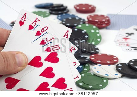 Poker And Betting