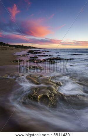 Mandurah Beach Sunset