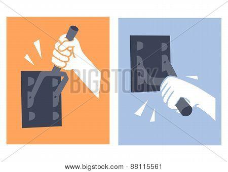 Contact-breaker