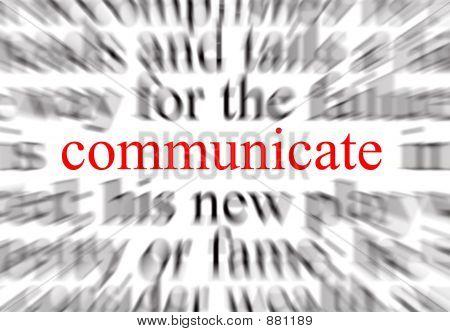 Foco em comunicação