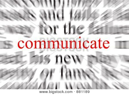 Focus On Communication