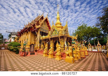 Buddhist Gold Church