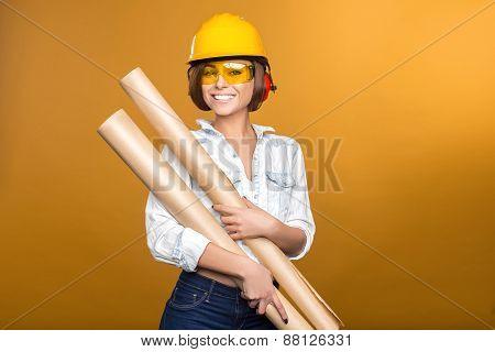 Builder Girl