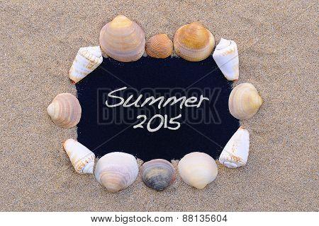 Summer 2015.