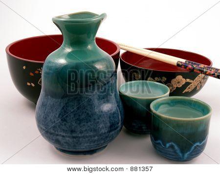 Sake And Soupe