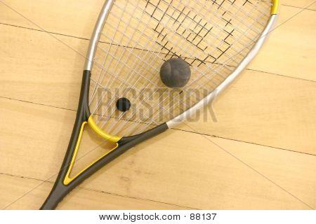 Squash Raquet 3