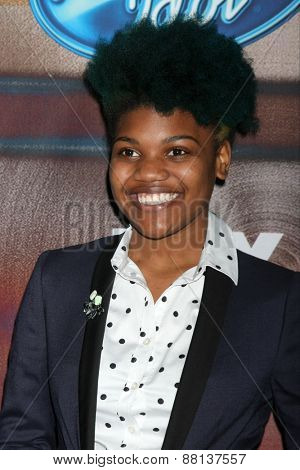LOS ANGELES - MAR 11:  Tyanna Jones at the