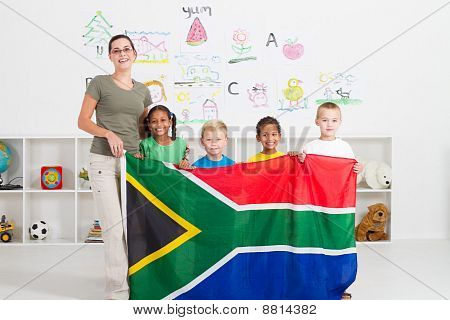 south african preschool