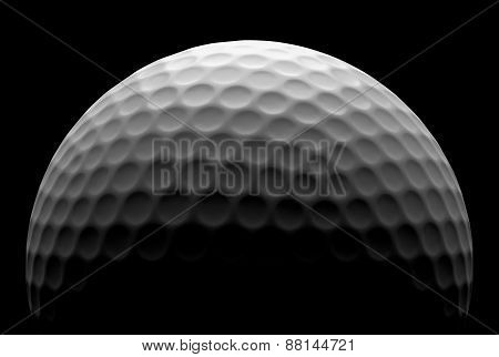 Golf Ball In The Dark