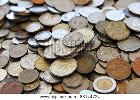 Old European Coins