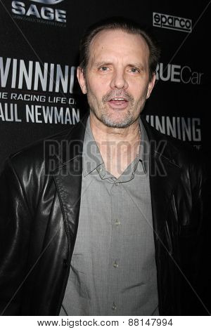 LOS ANGELES - FEB 16:  Michael Biehn at the